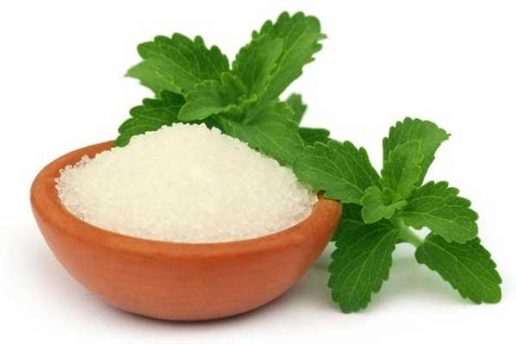 Is stevia a perfect sugar substitute?